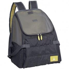 Nobby přední batoh MALTA do 7 kg šedá 35x22x40cm