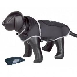 Nobby Rainy černá reflexní pláštěnka pro psa 44cm