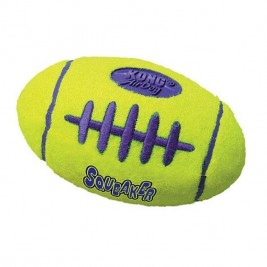 Hračka tenis Air dog Míč rugby Kong large