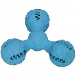 Nobby dentální hračka pro psa guma hvězdice 15cm