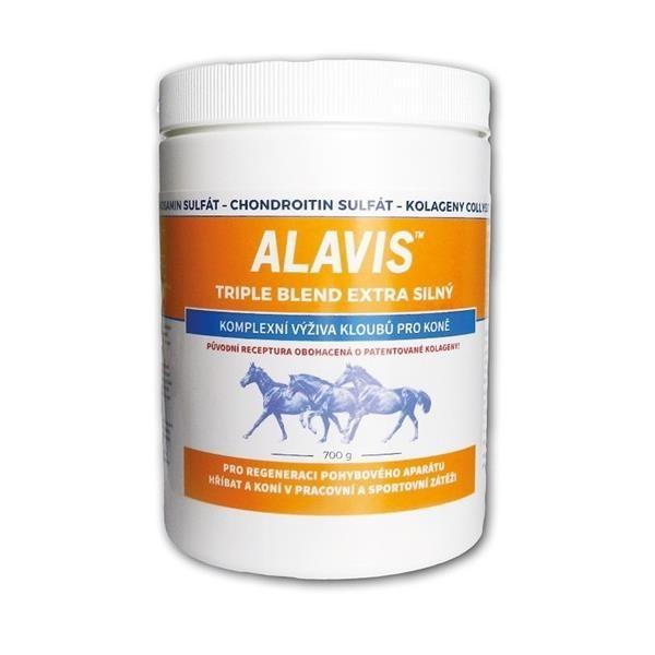 Alavis Triple blend Extra Silný plv 700 g