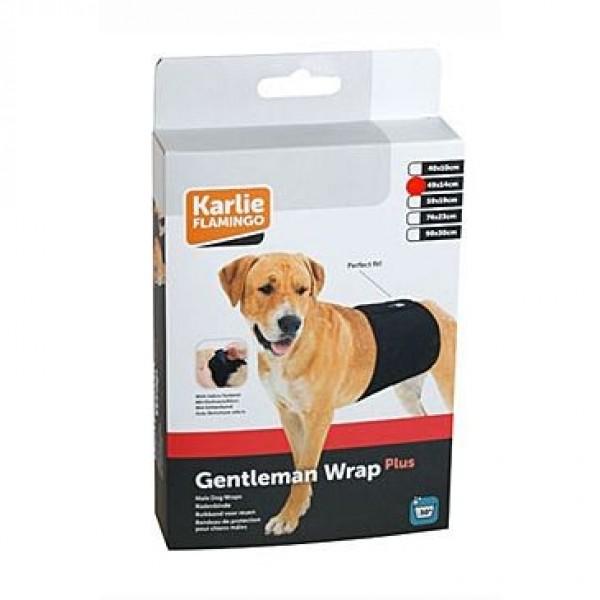 Kalhoty pro psy proti značkování 40x10cm 1ks KAR new