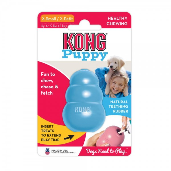Hračka puppy guma Kong X - small
