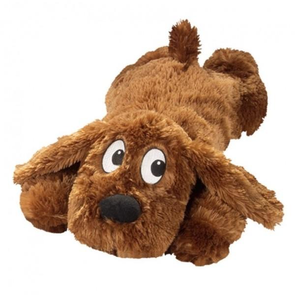Hračka plyš Pes ležící Nobby 39 cm