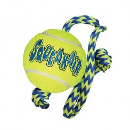 Hračka tenis Air dog Míč na šňůrce Kong medium
