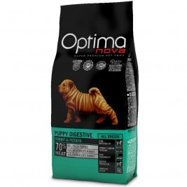 OPTIMAnova dog PUPPY DIGESTIVE GF Rabbit 2kg-Z