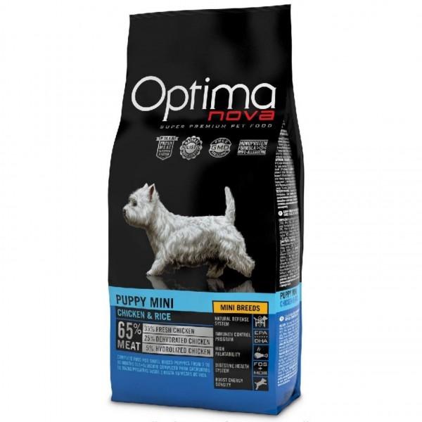 OPTIMAnova dog PUPPY MINI 2kg-11074-Z