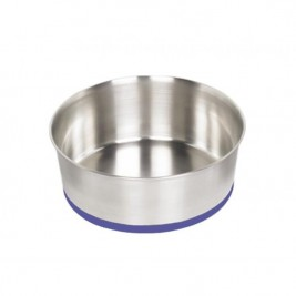 Miska nerez modré dno Nobby 600 ml / 14,0 cm
