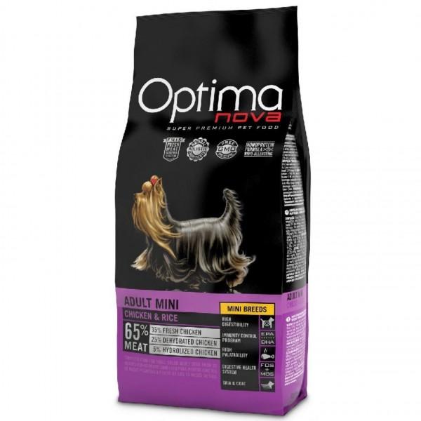 OPTIMAnova dog ADULT MINI 2kg-11076-Z