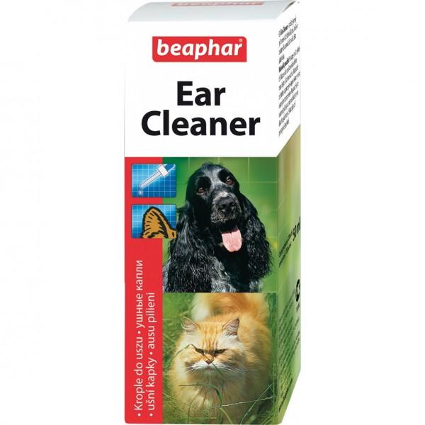 Beaphar Ear-cleaner ušní kapky 50 ml