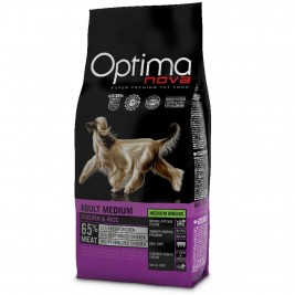 OPTIMAnova dog ADULT MEDIUM 2kg-11080-Z