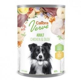 Calibra Dog Verve konz.GF Adult Chicken&Duck 400g