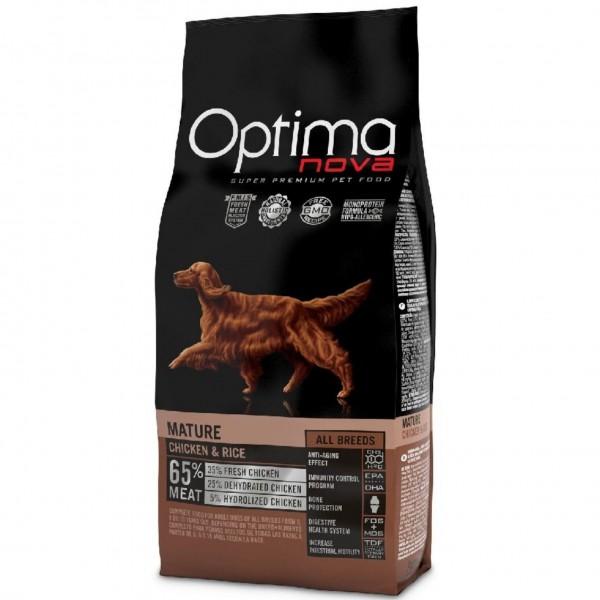 OPTIMAnova dog MATURE 12kg-11097-Z