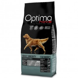 OPTIMAnova dog OBESITY 12kg-11099-Z