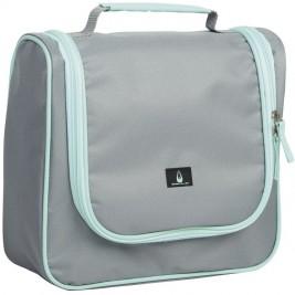 Nobby cestovní taška organizér GROOM šedý 28x9x25cm
