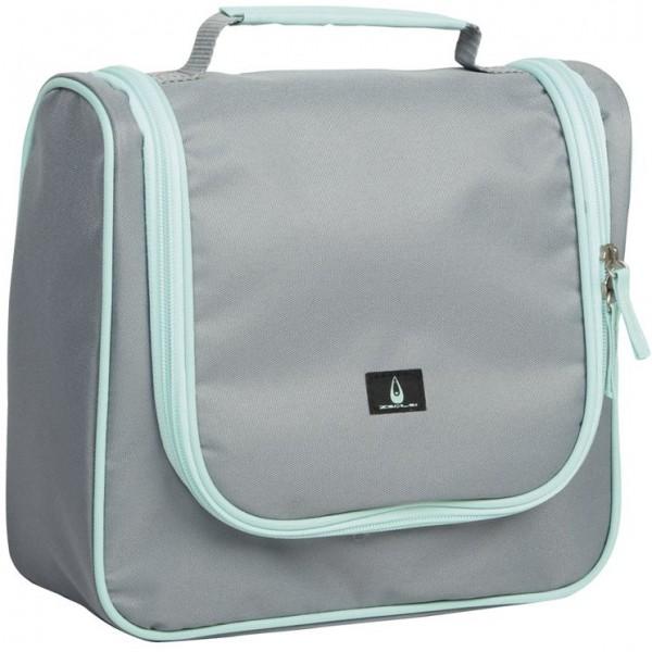 Cestovní taška/organizér GROOM šedý 28x9x25 cm