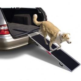 Nobby hliníková rampa pro psy, skládací 152x36cm