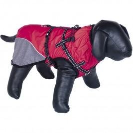 Nobby AKAM funkční obleček s postrojem červená 48cm