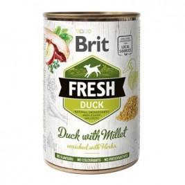 Brit Dog Fresh konz Duck with Millet 400g