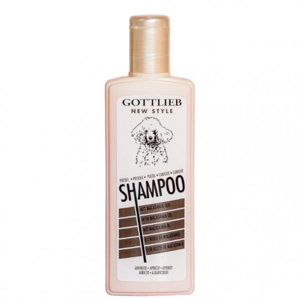 Gottlieb Pudl šampon s nork. olejem Bílý 300ml