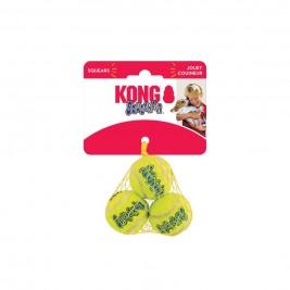 Hračka tenis Air dog Míč malý Kong 3 ks, small