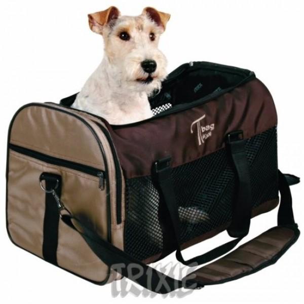Trixie přepravní taška DELUXE SAMIRA do 12 kg 52x32x31cm