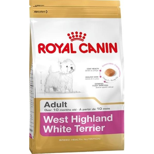 Royal Canin BREED West High White Terrier 3 kg