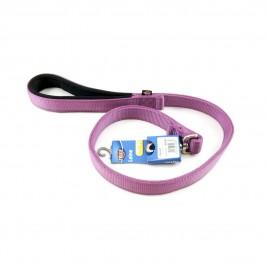 Vodítko PREMIUM s vyplněnou rukojetí 1m/25mm (L-XL)