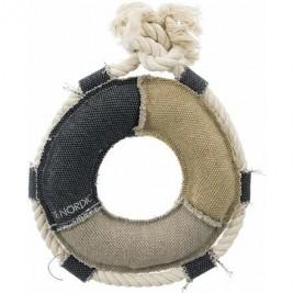 BE NORDIC záchranný kruh, tkanina/lano,  ø 30 cm