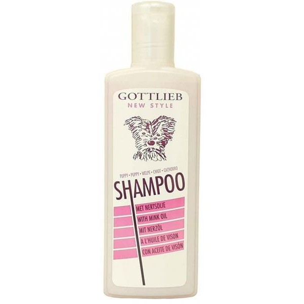 Šampon Gottlieb - Puppy 300 ml