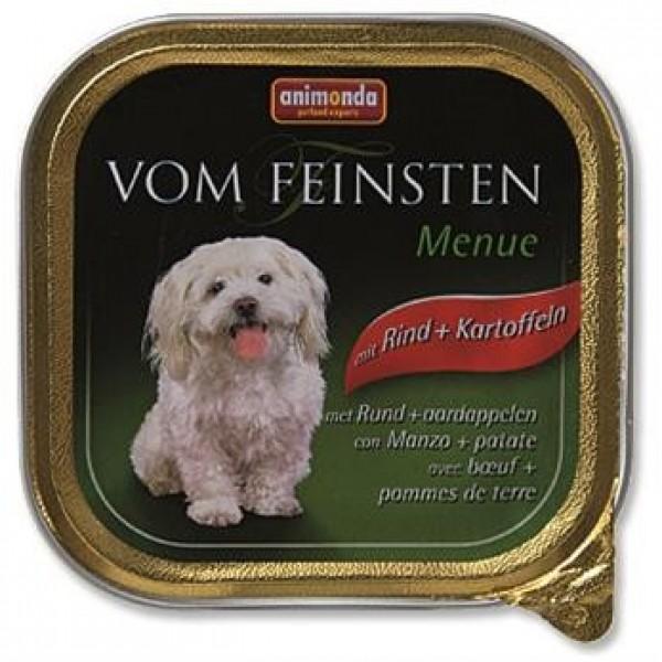 Animonda VomFeinsten Menue dog van. -hov., brambor 150 g