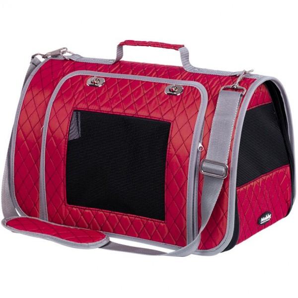 Přepravní taška KALINA do 7 kg červená 44 x 25 x 27 cm