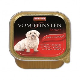 Animonda VomFeinsten dog van.Senior - hov., kuřecí 150 g