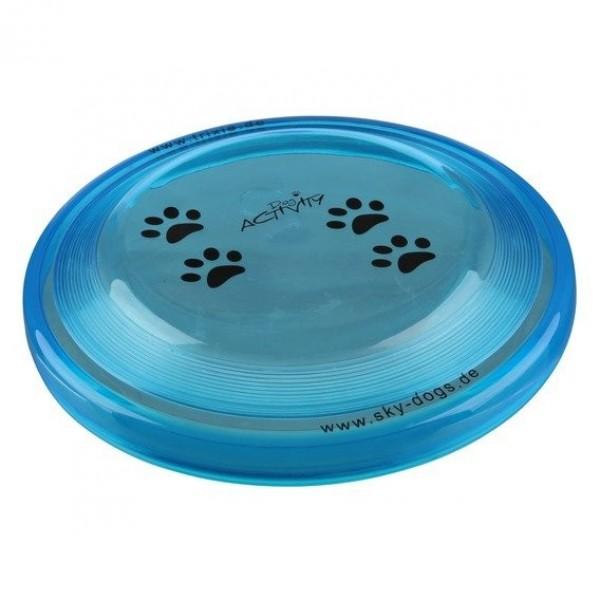 Hračka pes Létající talíř Dog Activity 23cm TR