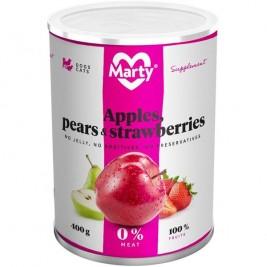 MARTY konz. pro psy a kočky - příkrm ovocný 400 g
