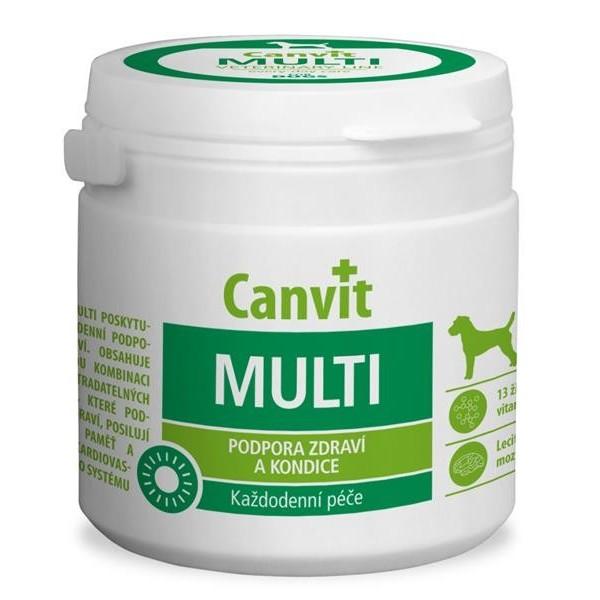 Canvit Multi pro psy NOVÝ tbl 100 g