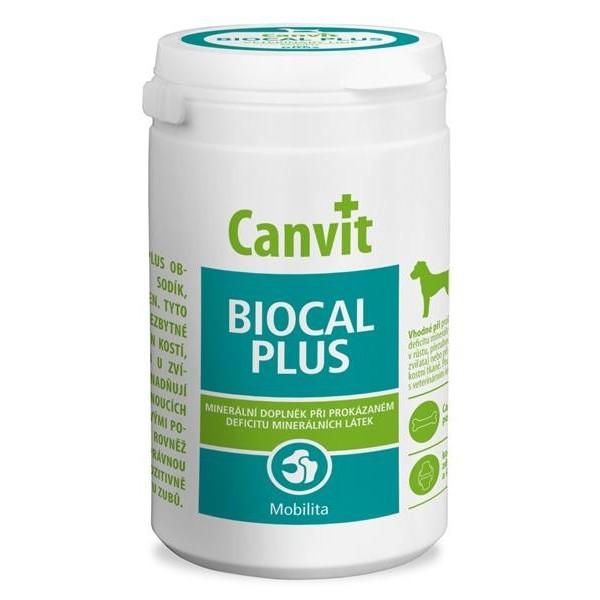 Canvit Biocal Plus pro psy NOVÝ tbl 230 g
