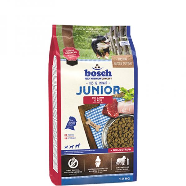 Bosch Dog Junior Lamb&Rice 15kg