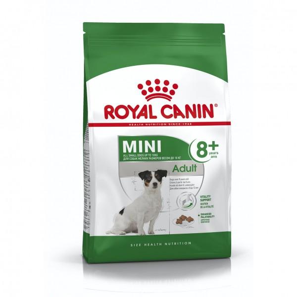 Royal Canin - Canine Mini Adult 8+ 8 kg