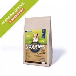 Yoggies MINI Kozí maso a zelenina 5 kg