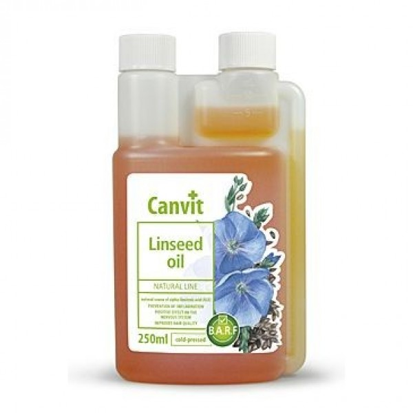 Canvit Natural Line Linseed oil 250ml