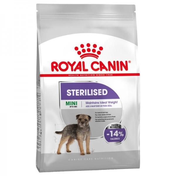 Royal Canin - Canine Mini Sterilised 8 kg