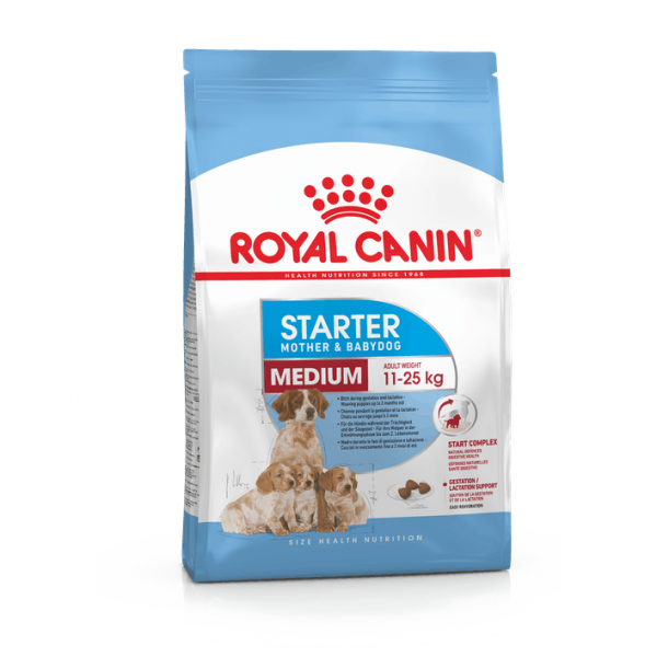 Royal Canin - Canine Medium Starter M&B 1 kg