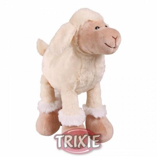 Plyšová ovečka se zvukem 30 cm