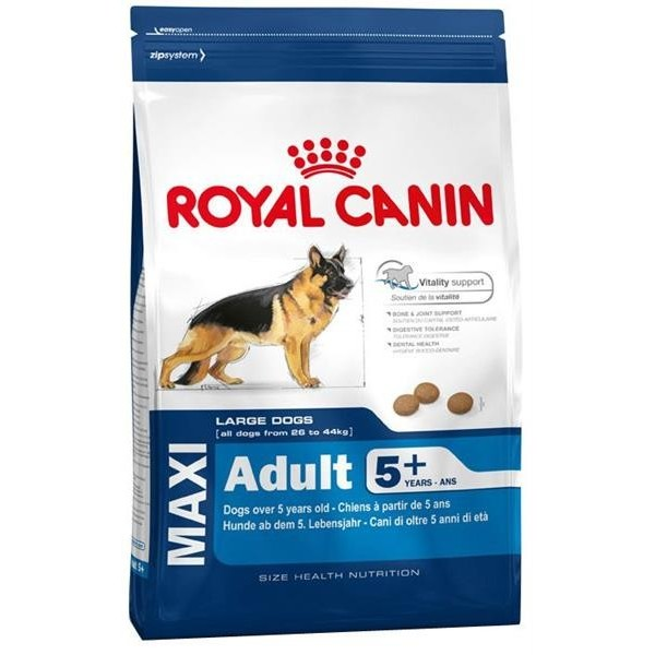 Royal Canin - Canine Maxi Adult 5+ 15 kg