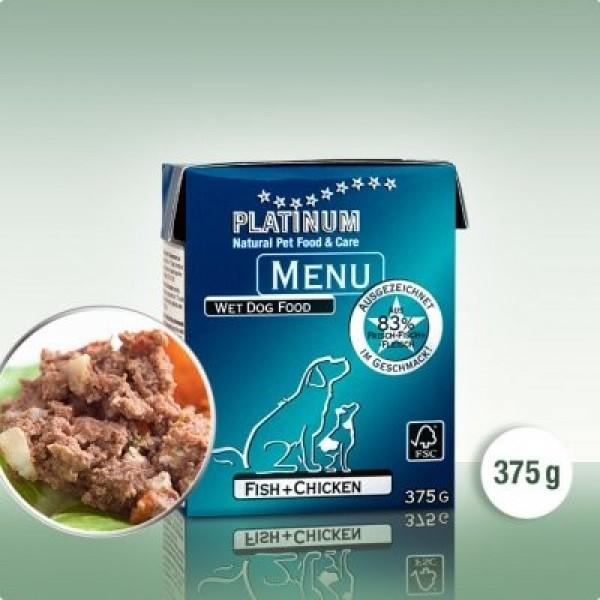 Platinum Menu Ryby + Kuře