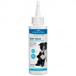 Francodex Roztok čistící na oči pes, kočka 125ml