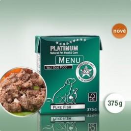 Platinum Menu Pure Fish