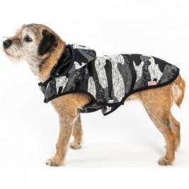 """Obleček - Svetr""""Bork""""černo-šedý zateplený 28 cm"""