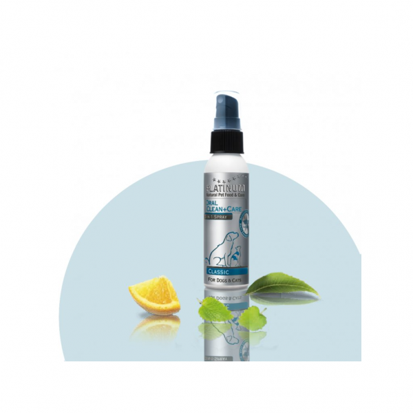Platinum Oral Clean + Care Classic Spray